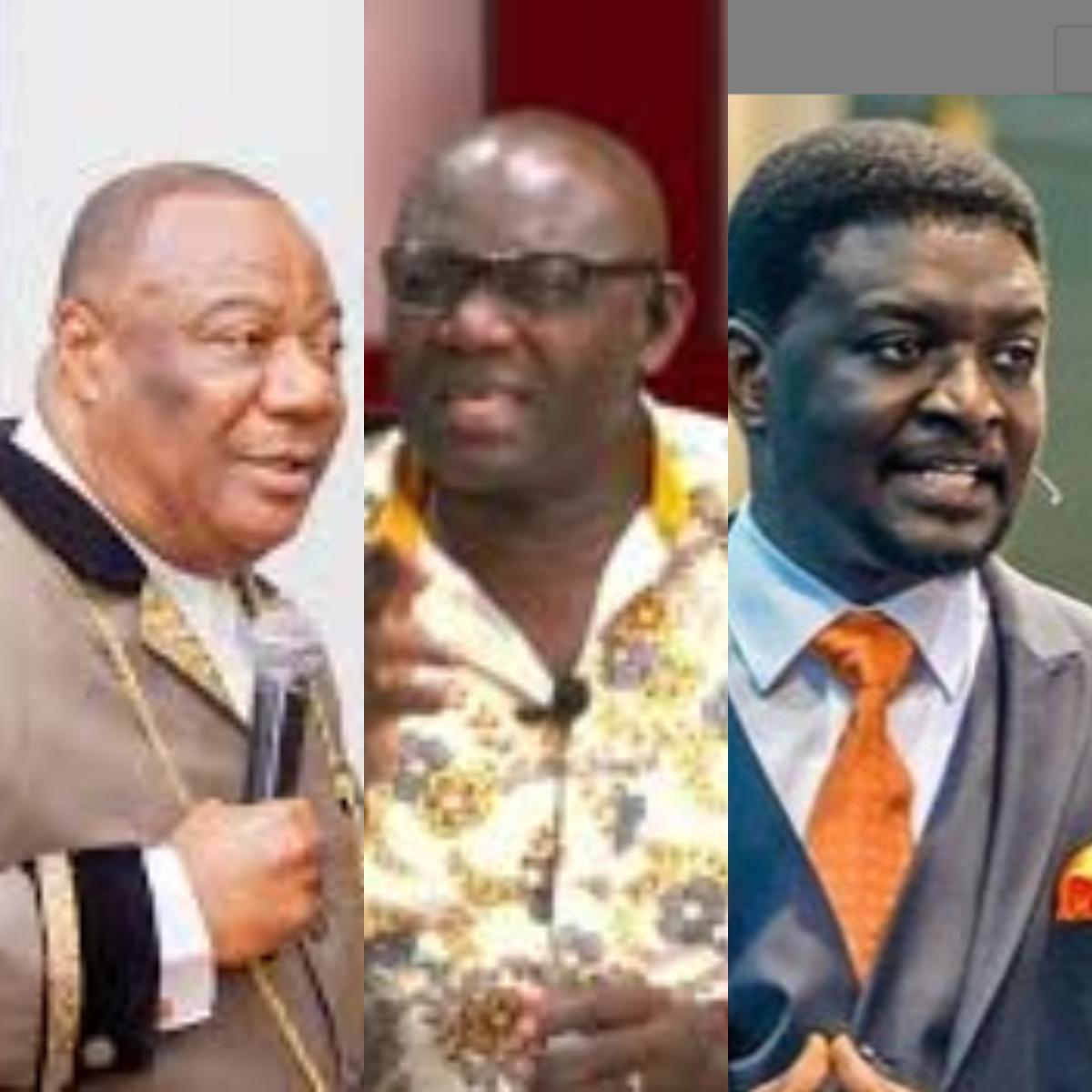 VIDEO: NET 2 TV's Kwaku Annan blasts Archbishop Duncan Williams, Bishop Agyin Asare, Sam Korankye Ankra and others, describes them as evil