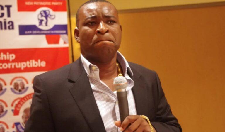 Ibrahim Mahama sues Chairman Wontumi for defamation, demands GHS5M