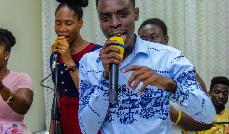 Ghanaian Gospel Act Kofi Ayeyi Sets To Drop Another Hit Gospel Song.