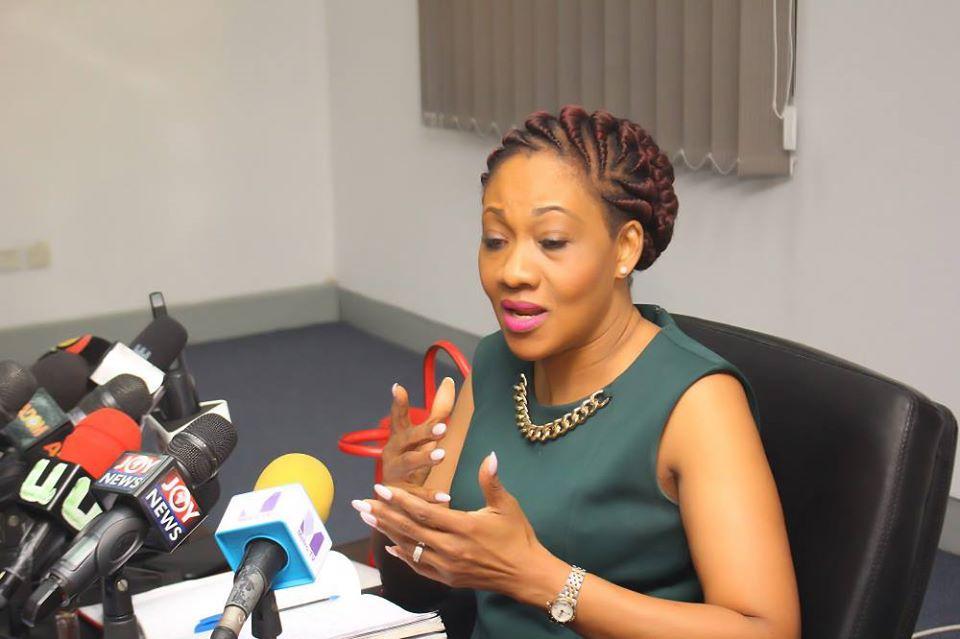 Don't wear blue attires to registration centres – EC caution Ghanaians