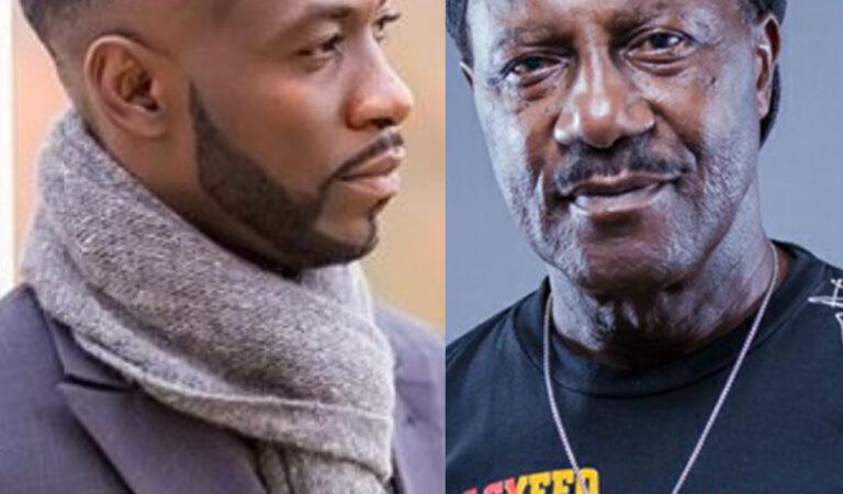 Gyedu Blay Ambolley in hot waters as Okyeame Kwame finally sues him