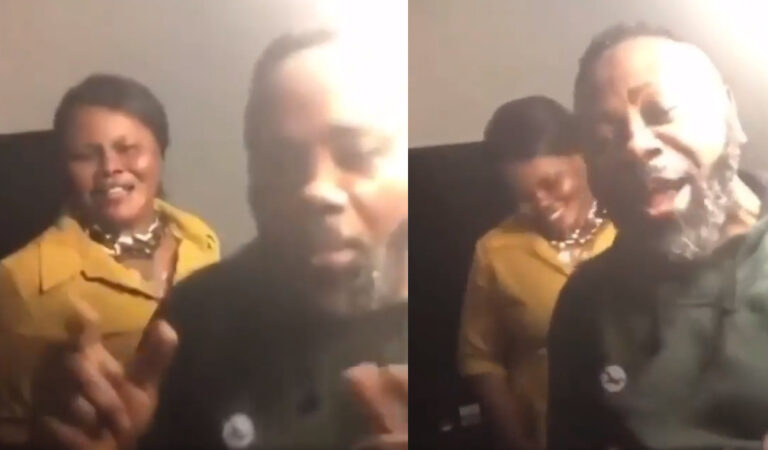 Anita Afriyie Reconciles With Father After Their Recent 'Bugabuga' Fight On Camera – Watch Video