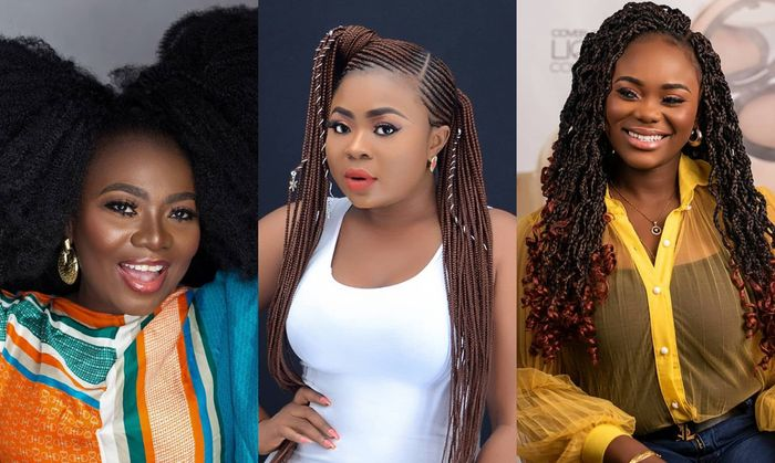 Stacy Amoateng Slaps Dr. Kwaku Oteng's 'Daughter' Who Accused Her Of Masterminding The Collapse Of Akua GMB's Marriage With A Reply