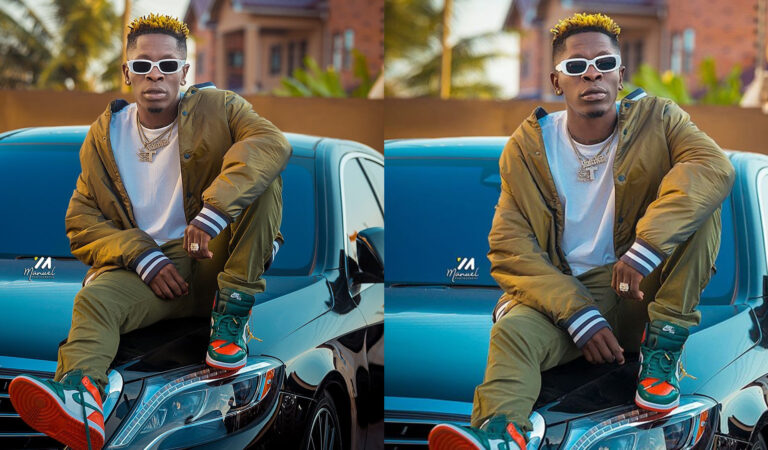 Big One! Shatta Wale Now Studied In Schools As He Appears In GES Approved Creative Arts Text Book – PHOTO