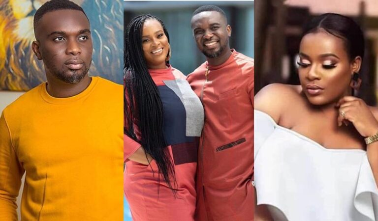 'Pastor' Joe Mettle Finally Replies People Who Claim He Ch0pped His Wife & Got Her Pregnant Before Their Wedding (Video)