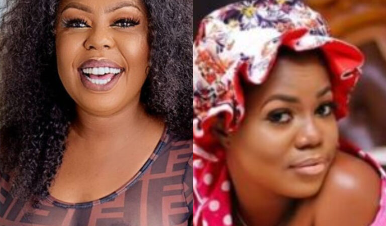 Mzbel Replies Afia Schwar's Claims That Her Evil Nature Caused Her To Loss Her Unborn Twins To Miscarriage – Video