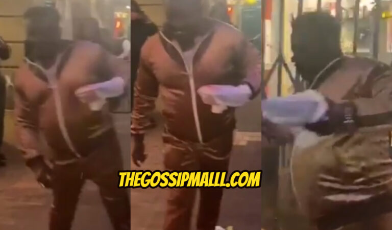 WATCH: Alcoholic Koo Fori takes his drunkeness to the streets of America