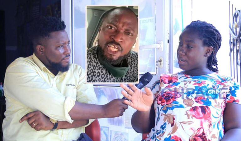 Funny Face Must Be Arrested Or Checked Into A Psychiatry Home ASAP For Threatening To Kill Popular Blogger Who Interviewed His Baby Mama