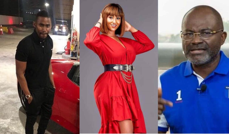 Ibrah One Attacks Kennedy Agyapong Again And Discloses How He Slept With Haija4Real And Other Top Celebs At His Birthday Party (+Screenshots)