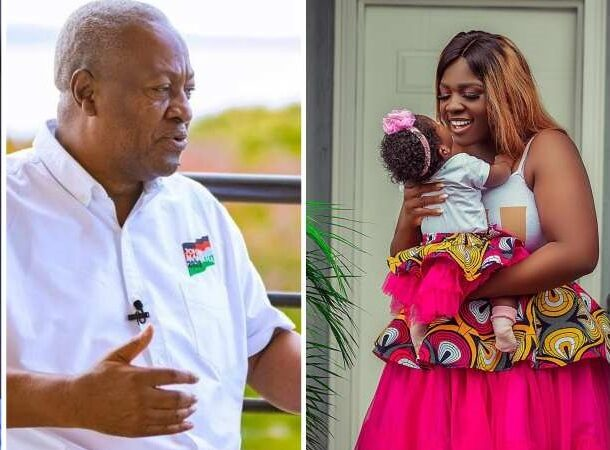Not John Mahama! 'Real' Identity Of Tracey Boakye's 'Papa No' Finally Revealed By Close Source – HOT VIDEO