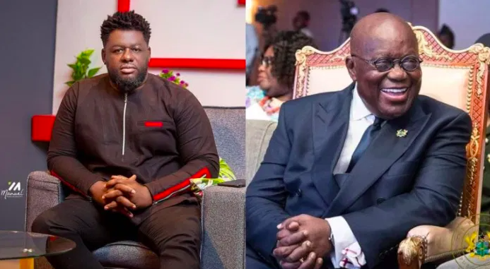 #PunishBullDog: Fresh Campaign Calling For The Imprisonment Of Bulldog Over Comments He Made About President Akufo-Addo Started Online