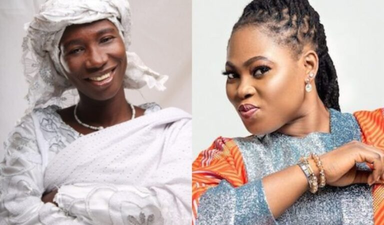 Shameless Cecilia Marfo Grants First Interview After Disgracing Joyce Blessing In Public, Claims She Is Getting Free Dollars From Men (Video)