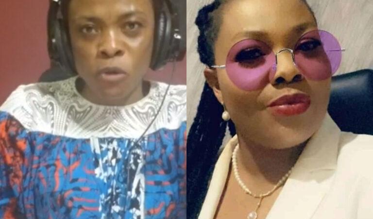 VIDEO: Diana Asamoah exposes Nana Agradaa; says she kills human beings for money rituals