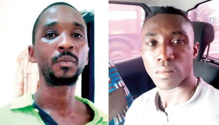 Breaking News: Suspects In Missing Takoradi Girls' Case, Samuel Udoetuk Wills and John Oji Sentenced To Death