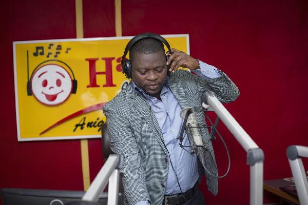 Just In: Happy FM's DJ Adviser Is Dead