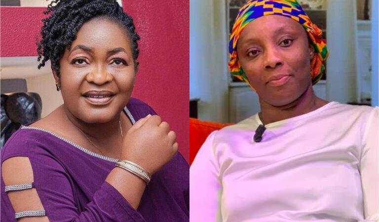 "WATCH: Kumawood actress, Christiana Awuni and Counselor Charlotte Oduro clash over ""pamper your husband"" advice"