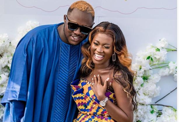 Married Fella Makafui Shares N*de Photos Online – Her Husband, Medikal Reacts (Photos)