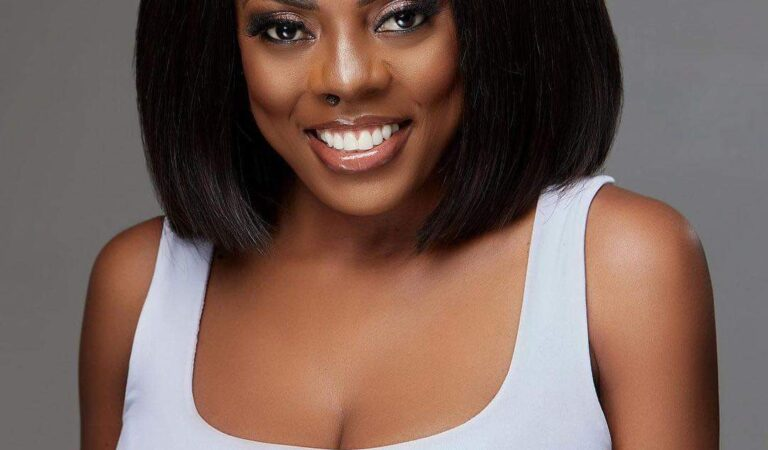 Nana Aba Anamoah searches For Young Lady Who Claims To Have Dreamt Of Working With Her