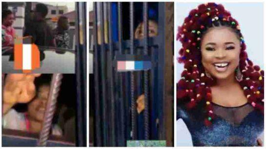 Adu Safowaah Finally Narrates How She Got Arrested - AFTNEWS