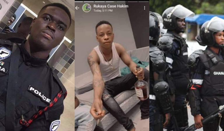 Ghana Police release photos of another suspect involved in Jamestown bullion van robbery